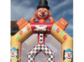 Bouncy Castle Clown